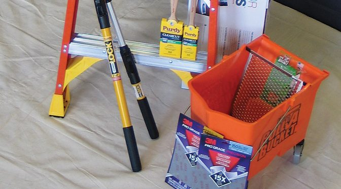 Top 10 New Tools for Painters