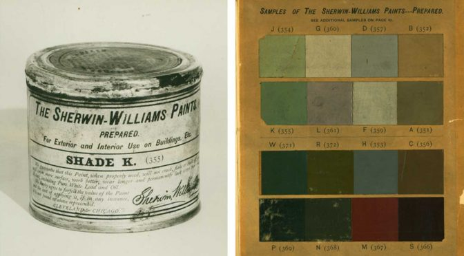 The First Paint Revolution