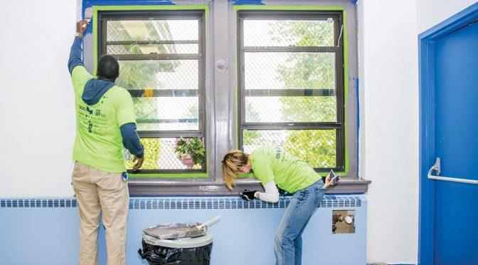 Philadelphia Community Center Beneficiary of 2016 Blitz Build Project