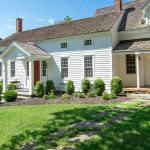a historic home repaint in Rhinebeck, a beautiful historic area located on the banks of the Hudson River about 100 miles north of New York City
