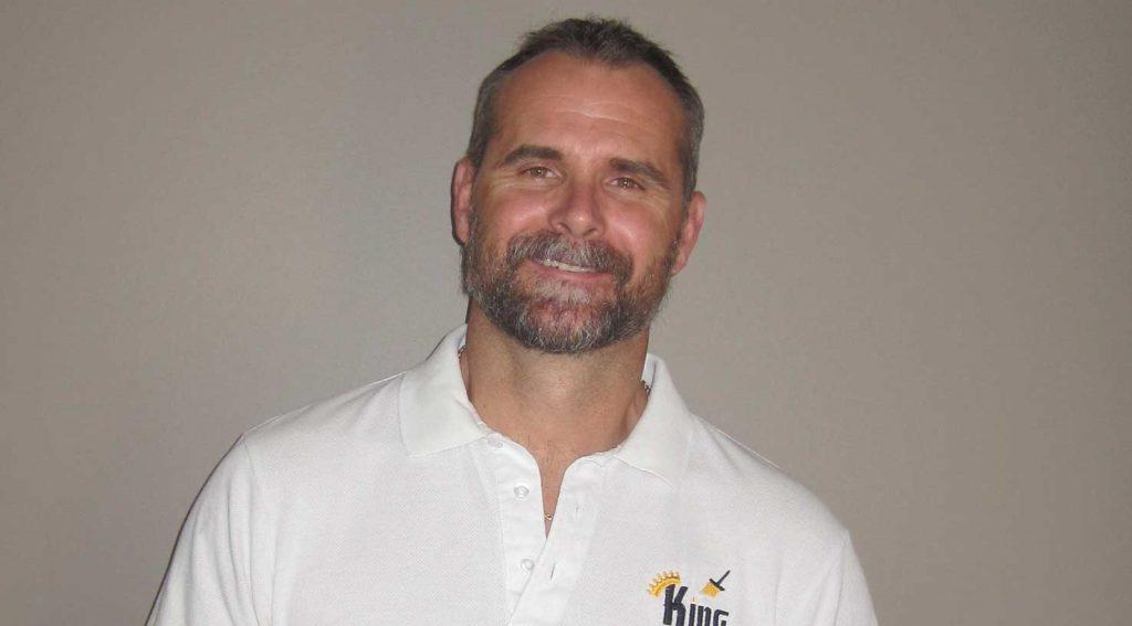 Jason Fitzgerald of King Paint Company