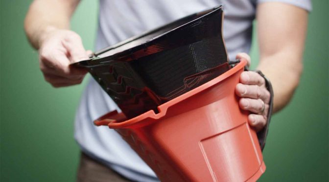 Bercom paint bucket liner