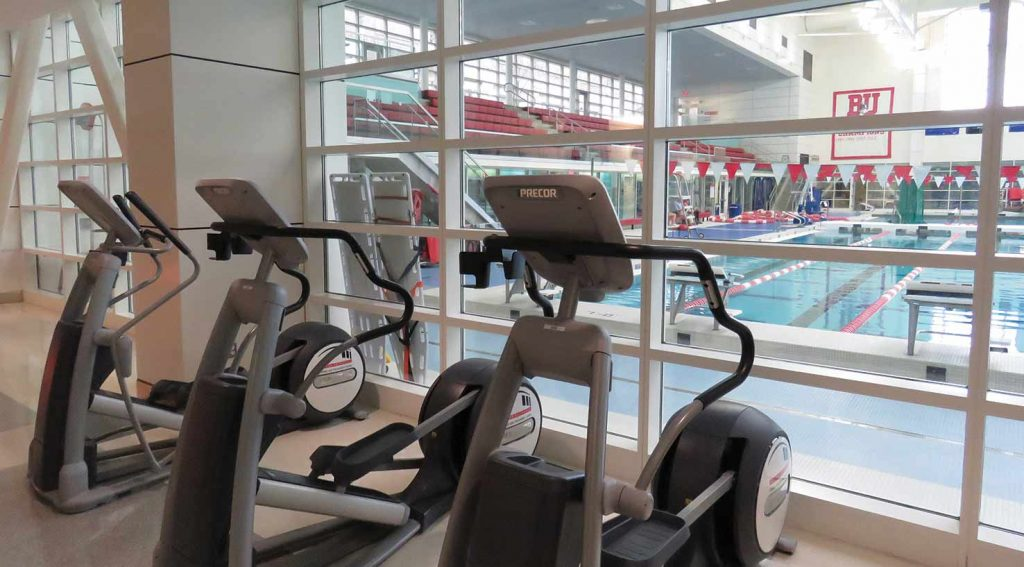 photo of Boston University FitRec Center