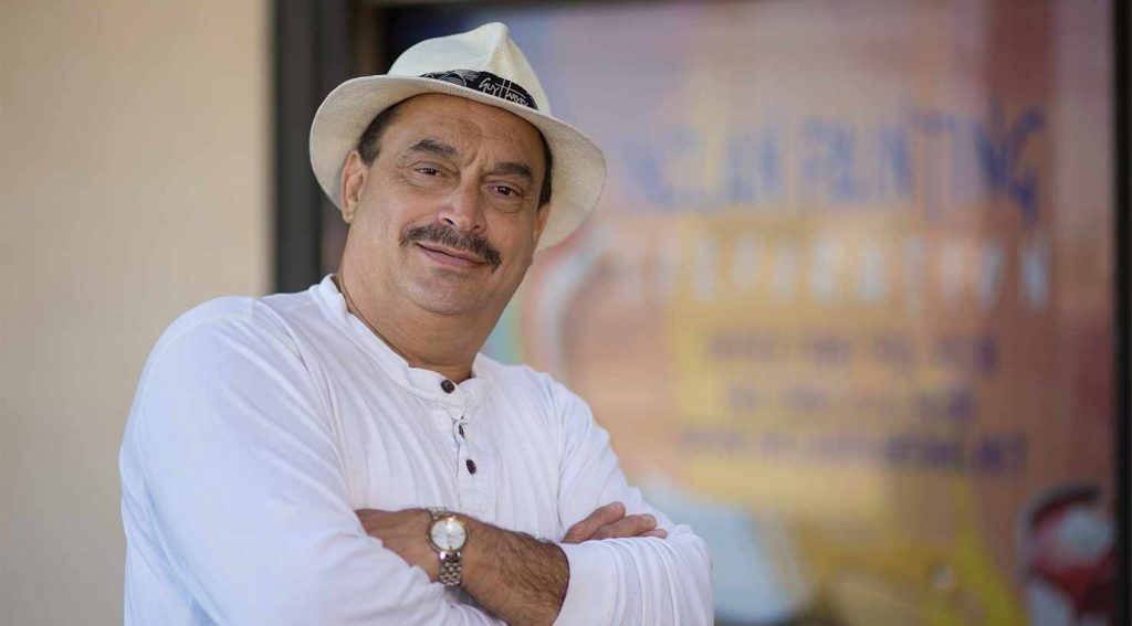 Luis Inclan of Inclan Painting and Waterproofing