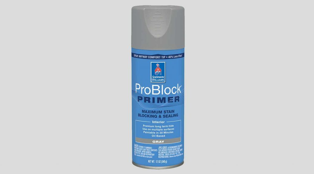 ProBlock aerosol primer