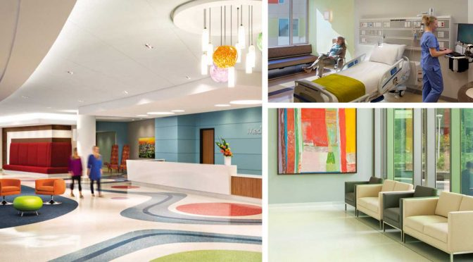 The Best Paint Colors for Healthcare Facilities