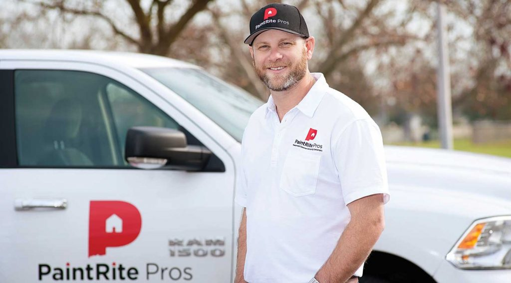 Chris Gardner of PaintRite Pros