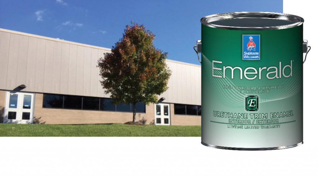 Emerald Urethane Trim Enamel