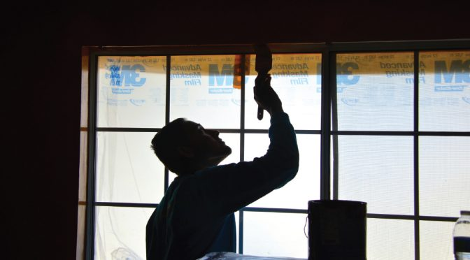 Pro Painters Give Back to their Communities for National Painting Week