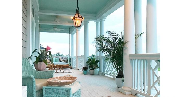 The Fifth Wall: Look to the Sky for More Colorful Ceilings