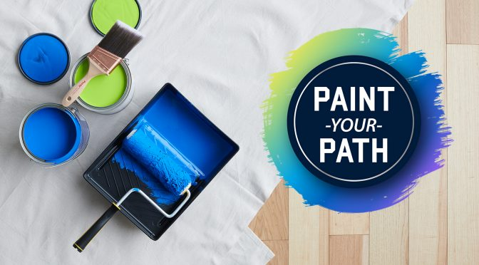 Paint Your Path 2018