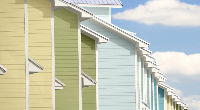 5 Tips for Choosing Exterior Paint Colors
