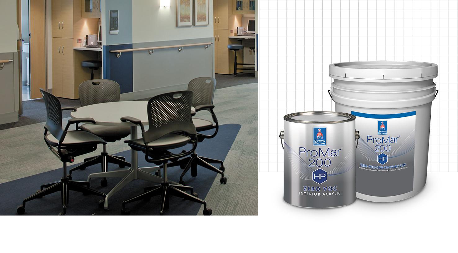 New Products Higher Performance Promar 200 Hp Zero Voc Ppc
