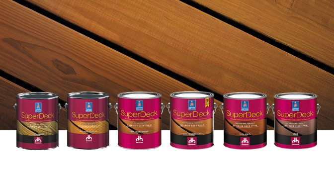 Deck Finishes Selection Made Easy: The Top 6 Stains and Sealers for Your Job