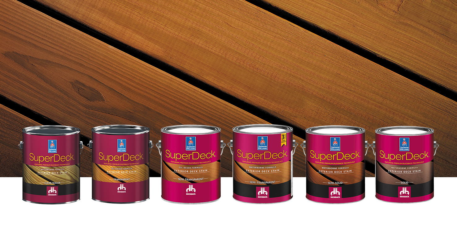Deck Finishes Selection Made Easy The Top 6 Stains And Sealers For Your Job Ppc