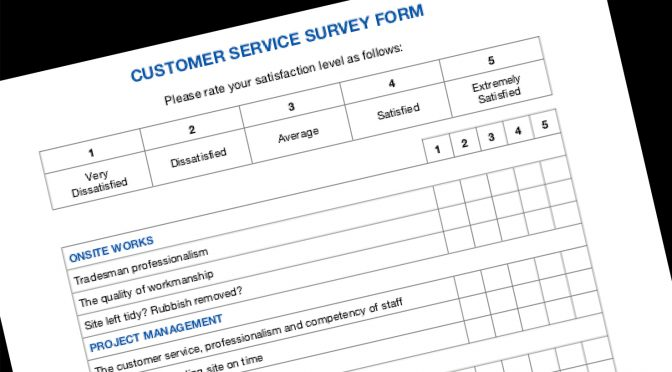 Pro Tips: Use a Report Card to Improve Customer Satisfaction (video)