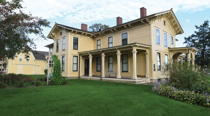 For the Duration: Restoring the Historic 1858 Hixon House