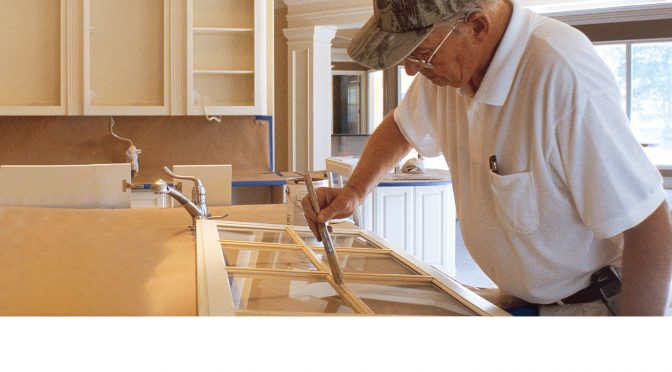 How to Paint and Prime Kitchen Cabinets
