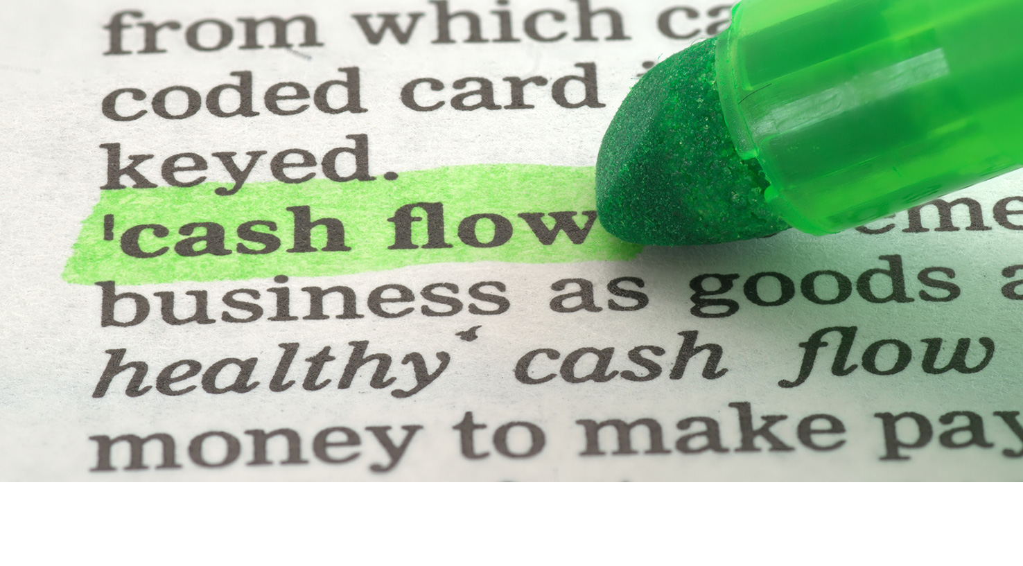 Cash Is King: Ideas to Help Generate and Manage Your Cash Flow