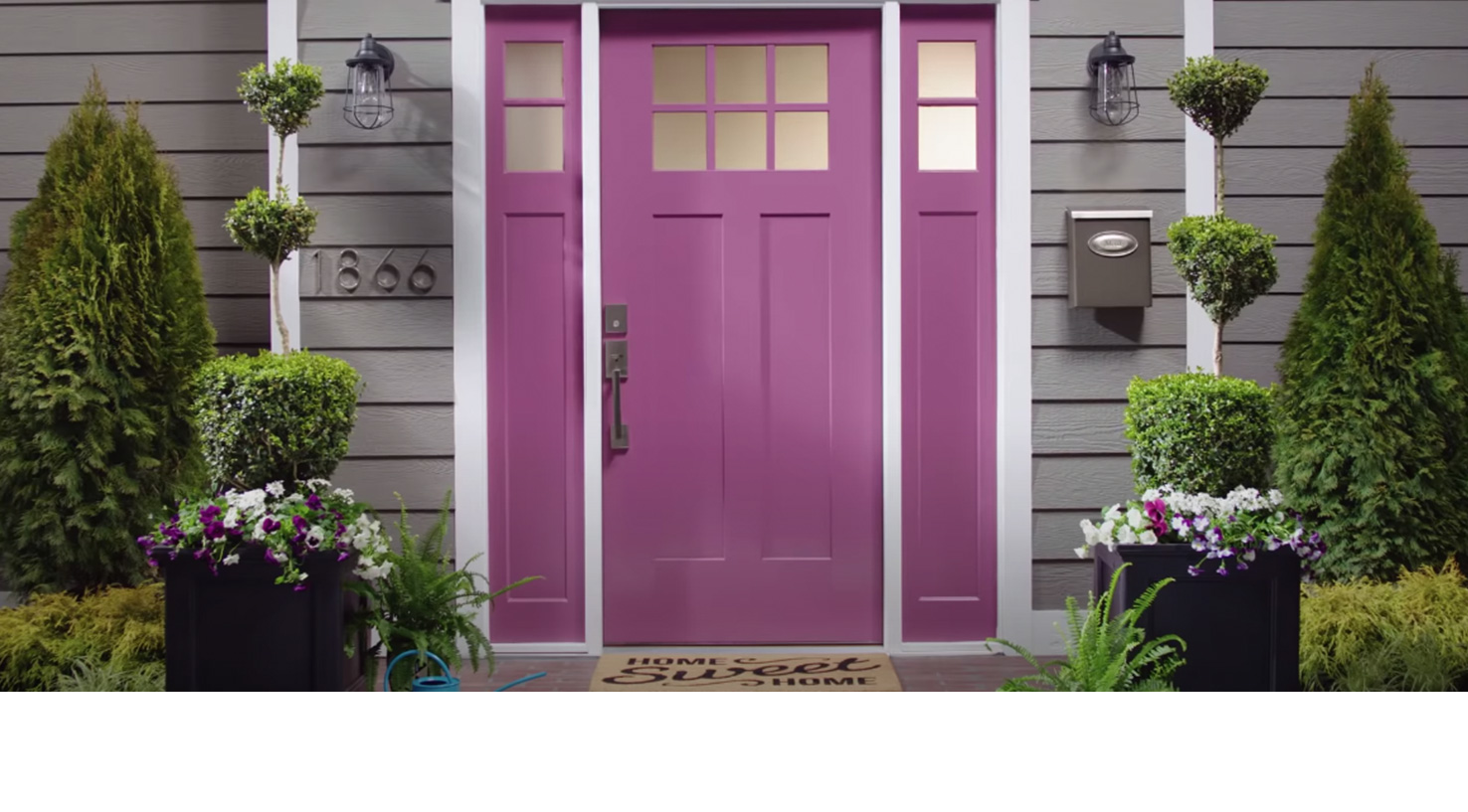 What is the Best Paint for an Exterior Fiberglass Door?