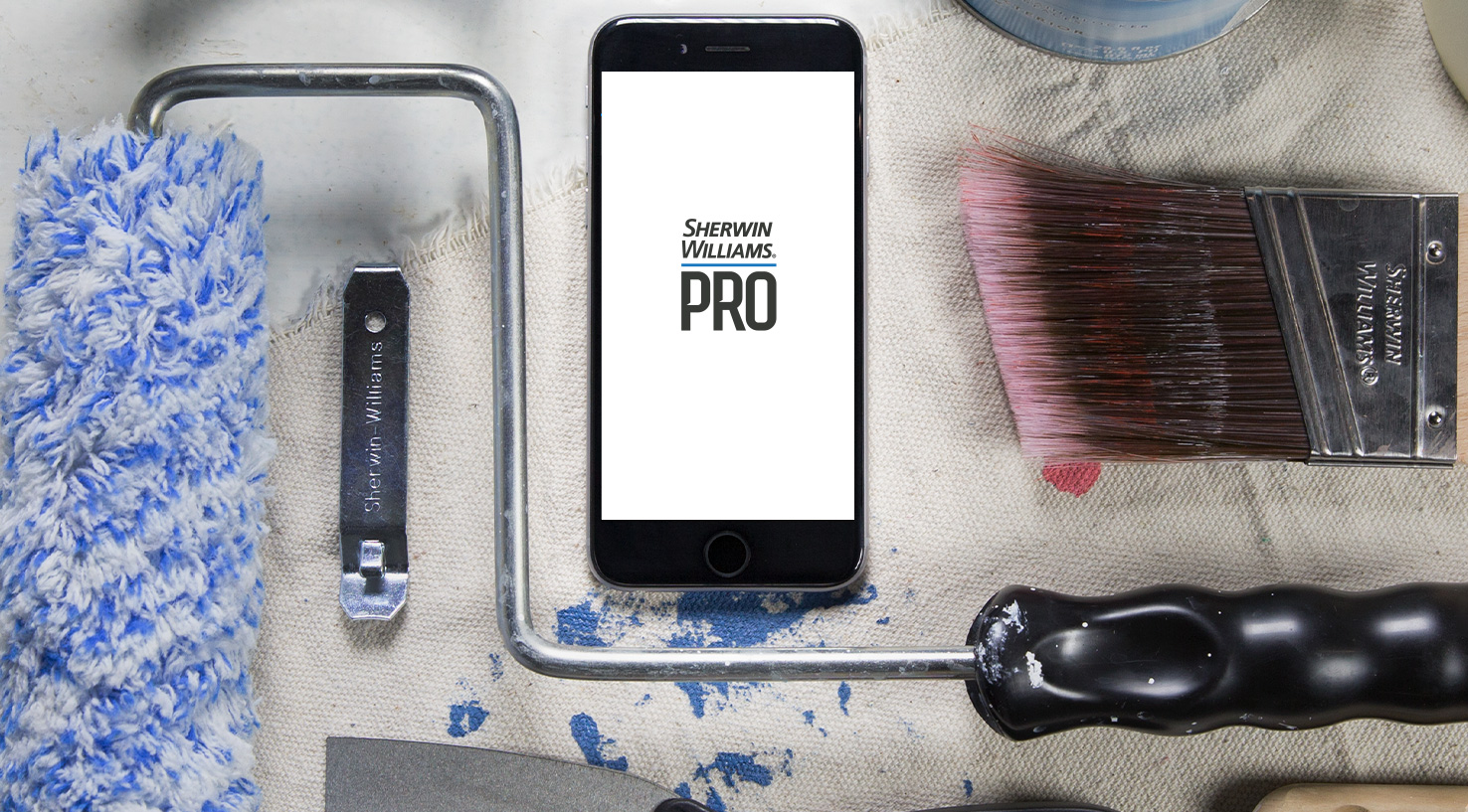 How One Paint Pro Uses His Sherwin-Williams<sup>®</sup> PRO Account to Save Time, Improve Efficiency