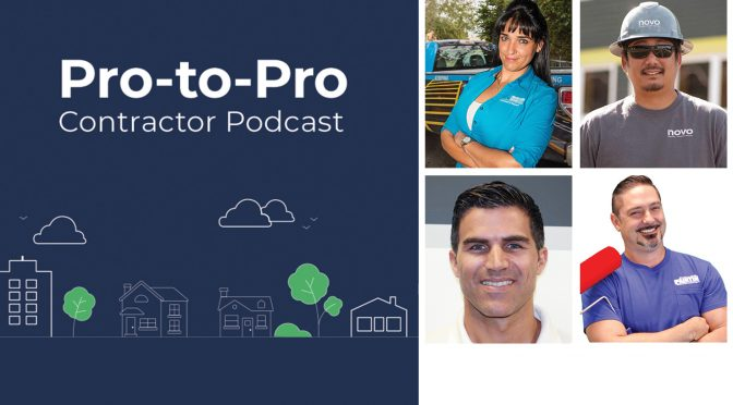 Pro-To-Pro Podcast Debuts