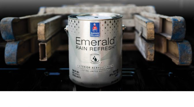 Emerald<sup>®</sup> Rain Refresh<sup>™</sup> Wins Innovation Awards