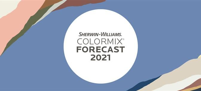 Create Balance in Built Environments with 2021 Colormix<sup>®</sup> Forecast Color Collections