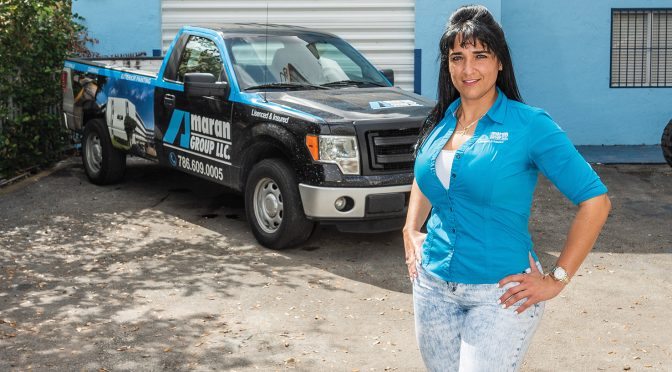 Contractor Q&A: Aideline Amarán on Finding Her Niche in the Miami Market