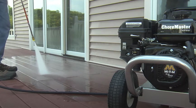 Keep it Clean: The Pro Painter's Guide to Selecting, Using and Maintaining Pressure Washers