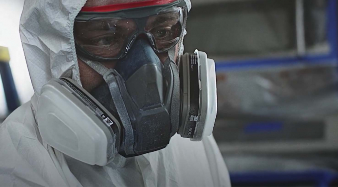 The Proper Use and Care of Reusable Respirators