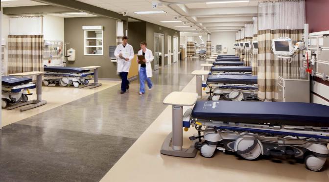 Breaking into the Healthcare Segment