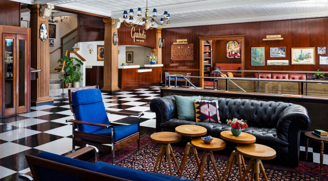 Making the Grade: Historic Hotel Reborn as the Graduate New Haven