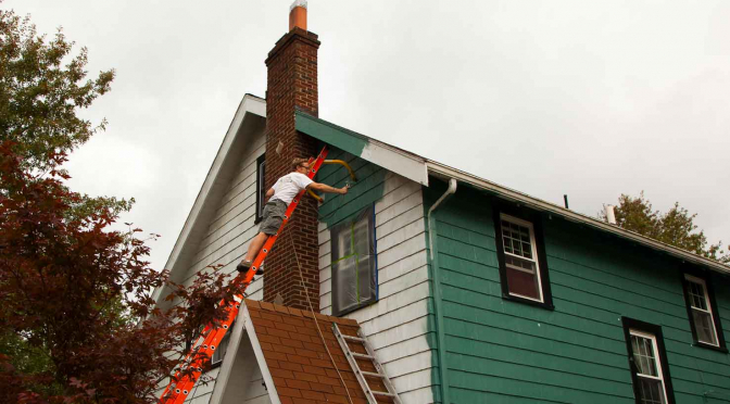 Free Resources for Professional Painters: Ladder Safety and Fall Prevention