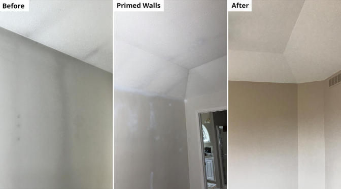 Black Spots on Walls or Ceilings? Here's What You Need to Do